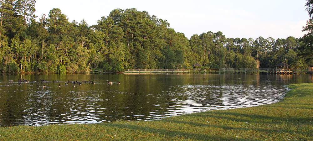 Baptist Village Lake