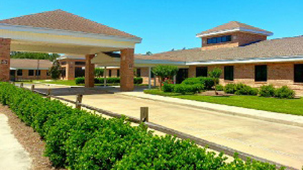 J. Olan Jones Healthcare Center