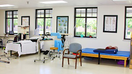 J. Olan Jones Healthcare Center - Physical Therapy
