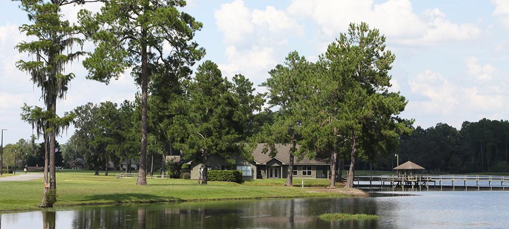 Baptist Village Lake