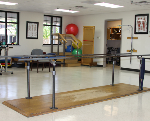 JOJ Exercise Room